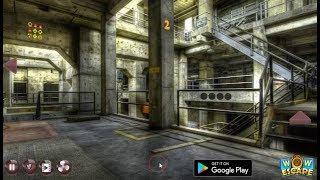 Abandoned Power Station Escape walkthrough..