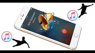 Как поставить музыку на звонок в айфоне??На примере IOS 12 iPhone 5s