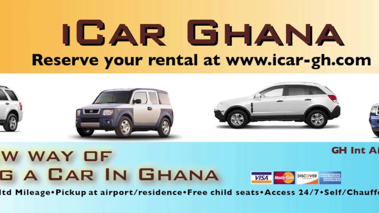 iCar Ghana   The New Way of Renting a Car in Ghana