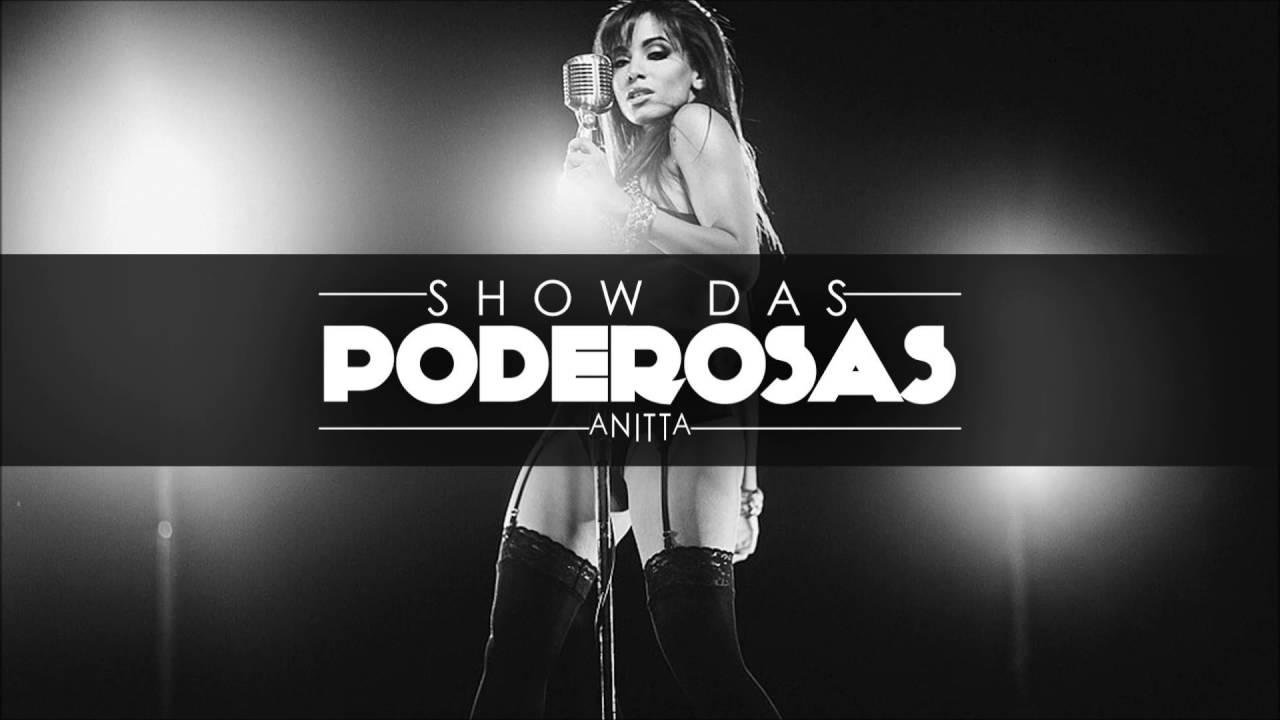 musica de anitta show das poderosas remix