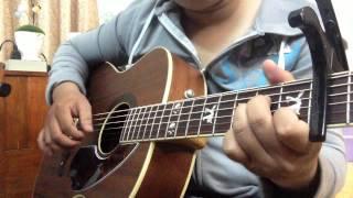 Để em rời xa - Hoàng Tôn - Guitar Solo Demo