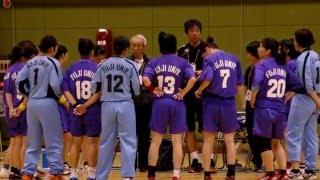 富士大学女子ハンドボール部2015