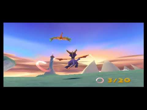 Spyro 2 Ripto's Rage - Ocean Speedway ( Part 8 )