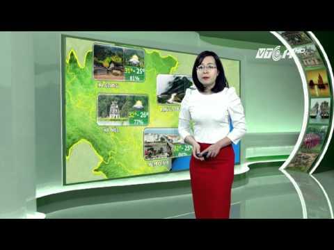 (VTC14)_Thời tiết du lịch ngày 02.05.2016