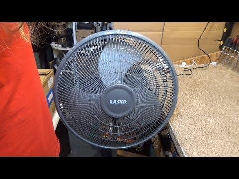Lasko 2425 | Clean, Service and Repair