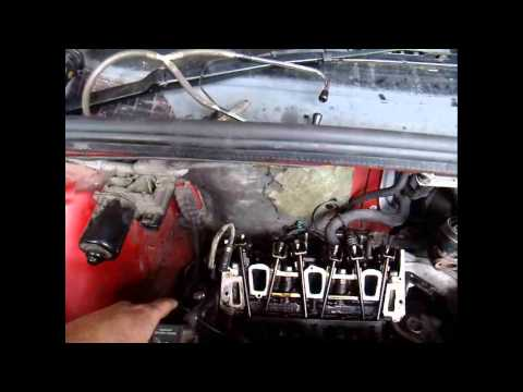 GM 3400 / 3100 3.1 3.4 Engine Misfire Cause & Causes Miss Missing P0303