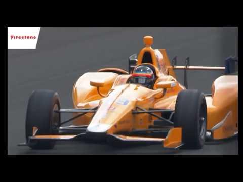 Indianapolis 500 Fernando Alonso Hot lap  Fast Friday P4