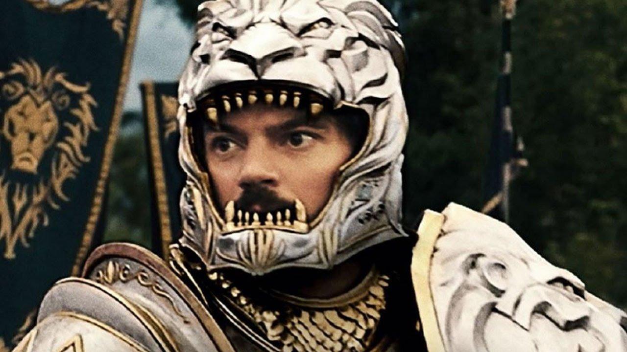 Warcraft: FanArt - Llane Wrynn I - YouTube