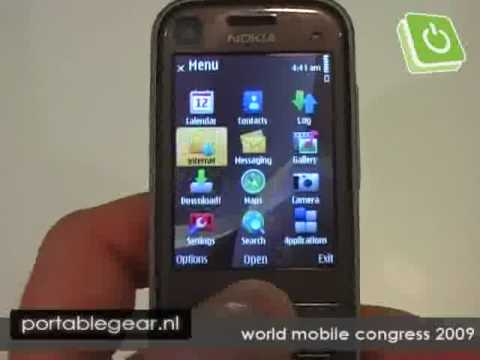Nokia 6720 classic hands-on