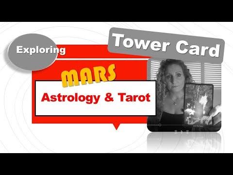 Tarot & Astrology - Exploring Mars & The Tower Card