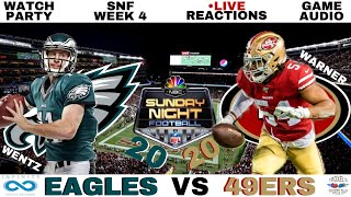 ... the philadelphia eagles are 0-2-1 heading into week 4 on road ag...