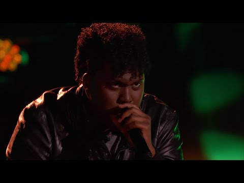 Rob Taylor - I Want You - The Voice 2015 Blind Audition