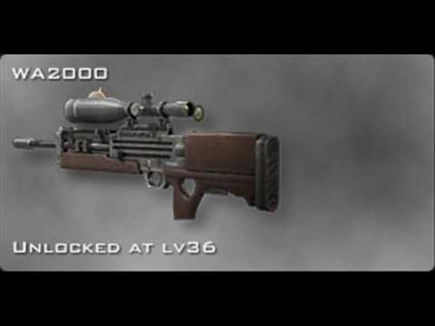 MW2 TOP 10 WORST WEAPONS