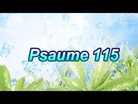 Psaume 115