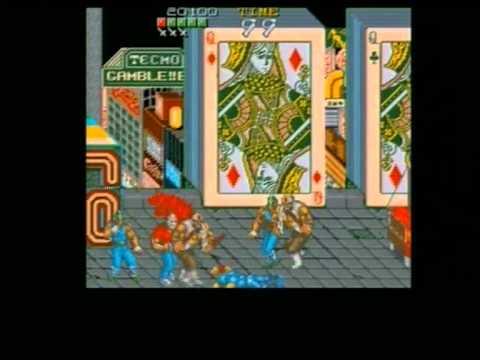 SHADOW WARRIORS (AMIGA - FULL GAME)