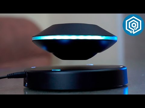 5DX Supergravity | El altavoz flotante!