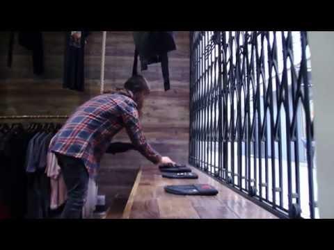 DROP DEAD WINTER 14 - London Store Launch
