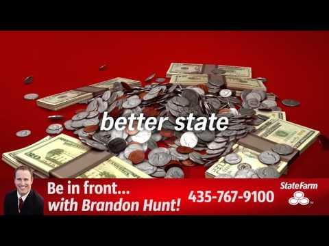 Brandon Hunt State Farm Auto Insurance Saving Money