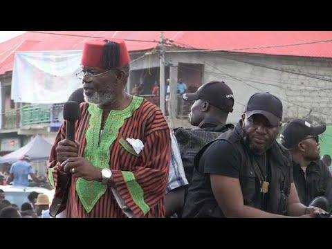 Download Liberia : Prince Johnson élu président de la commission de défense du sénat