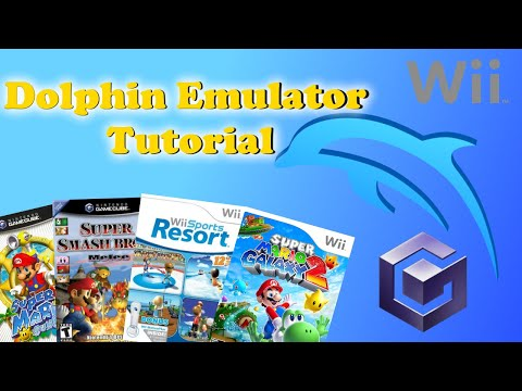 Dolphin Emulator Setup Tutorial 2020 - Play GameCube And Wii Games On Windows PC!