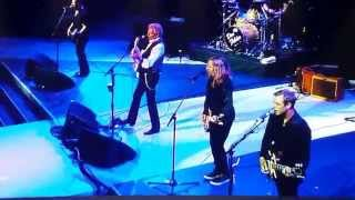 "Wal-mart shareholders 2014, ""Hotel California Live"". The Eagles"