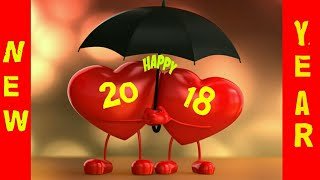 Happy New Year 2018 New Year Greetings Wishes SMS English WhatsApp s New Year 2018