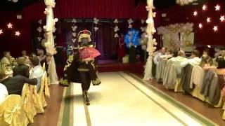 Шоу китайских масок на свадьбе в Омске.mp4