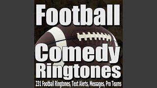 Romo Mofo Gets Smacked, Football Ringtone, Alarm, Alert