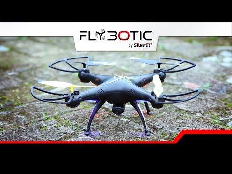 SPY RACER : le drone espion !