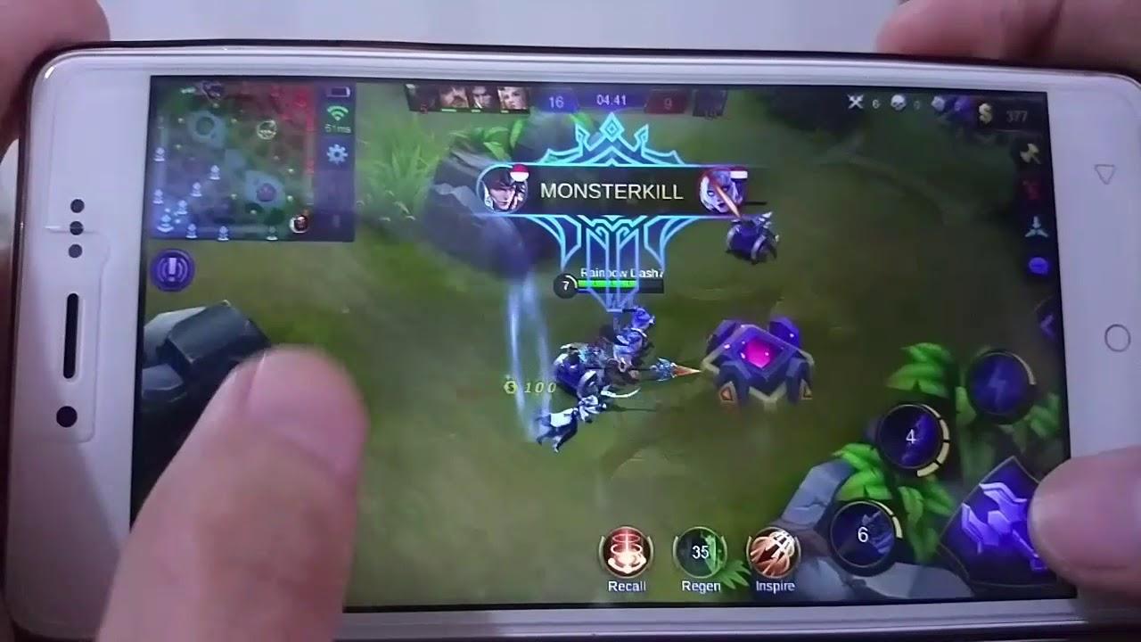 Harga Dan Spesifikasi Evercross Winner Y2 Termurah 2018 Evercoss Power R50b 8gb Hitam Gaming Mobile Legend High Set Youtube