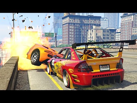 SUPER EXPLOSIVE BOMB BATTLE! (GTA 5 Funny Moments)