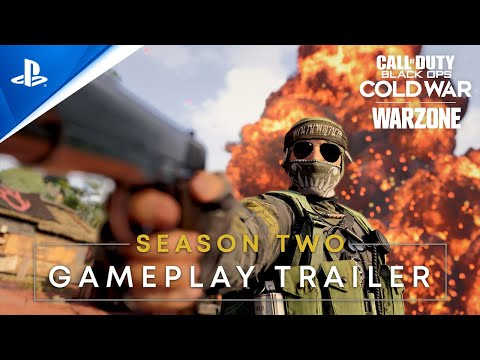 Call of Duty: Black Ops Cold War & Warzone - Season Two Trailer | PS5, PS4