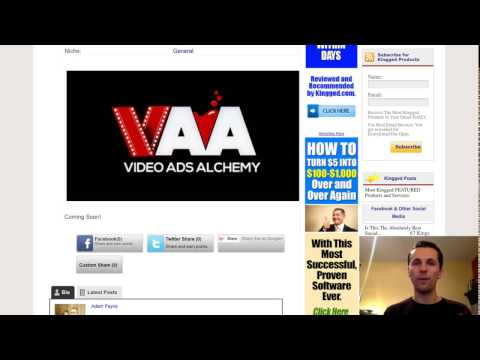 Video Ads Alchemy Review 2017 - Watch This Before You Buy Video Ads Alchemy - Youtube