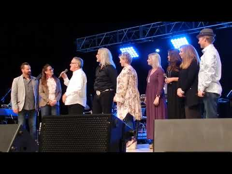 Guy Penrod, Mark Lowry ,The Martins and The Nelons