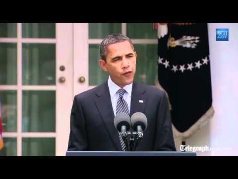 President Obama: Gaddafi death lifts 'shadow of tyranny' over Libya