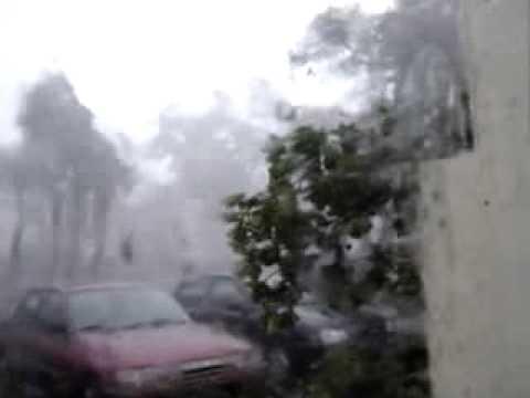 Hurricane Wilma Footage