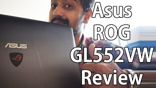Asus ROG GL552VW Review The Budget Gaming Laptop