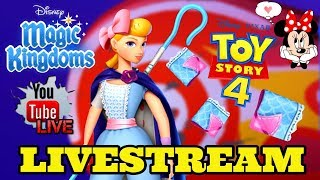 Disney Girl LIVESTREAM! Update 31 + How To Win Leaderboard Events TOY STORY 4! Disney Magic Kingdoms