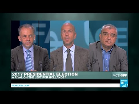 2017 presidential election: Will Hollande have a rival on the left?
