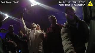 Body cam shows chaos in aftermath of Jemel Roberson shooting