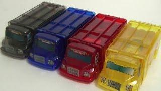 터닝메카드w 스타터 장난감 색깔놀이 turning mecard w toys learn colors