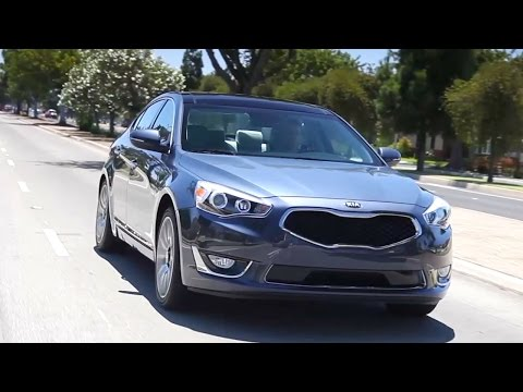 2014 Kia Cadenza Review and Road Test
