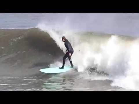 Nova Scotia Surfing - Cowa-Baya-Bunga Dude!