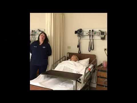 Fortis College Richmond - Nursing Simulation and Skills Lab 1