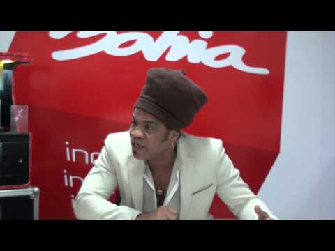 Entrevista com Carlinhos Brown (Parte 1)