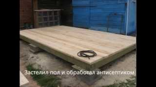 Как построить каркасный сарай своими руками: инструктаж с фото и видео