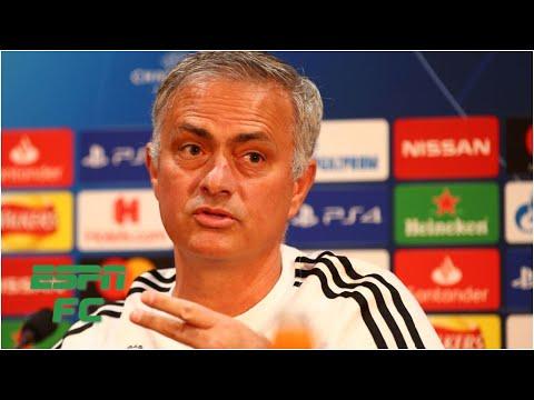 Jose Mourinho's 2018 Media Meltdown | Manchester United