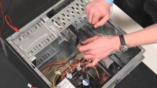 SATA harde schijf installeren in pc
