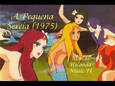 Trailer do filme A Pequena Sereia: A História de Ariel