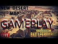 PUBG Desert Map 4K - New Desert Map Gameplay